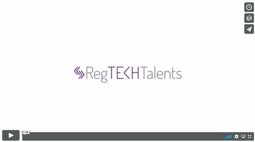 RegTechTalents - Nov 13th